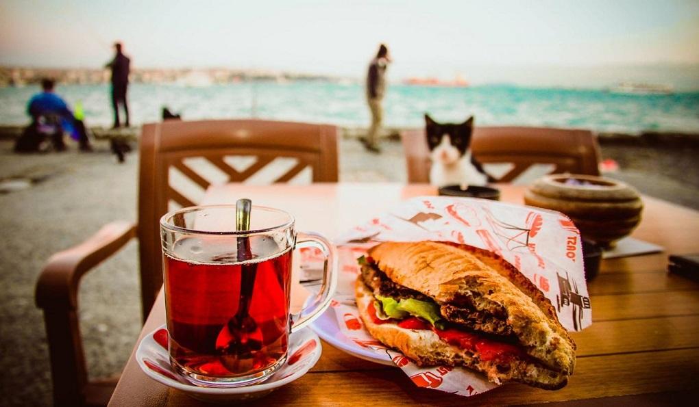 Гастрономические экскурсии в Стамбуле