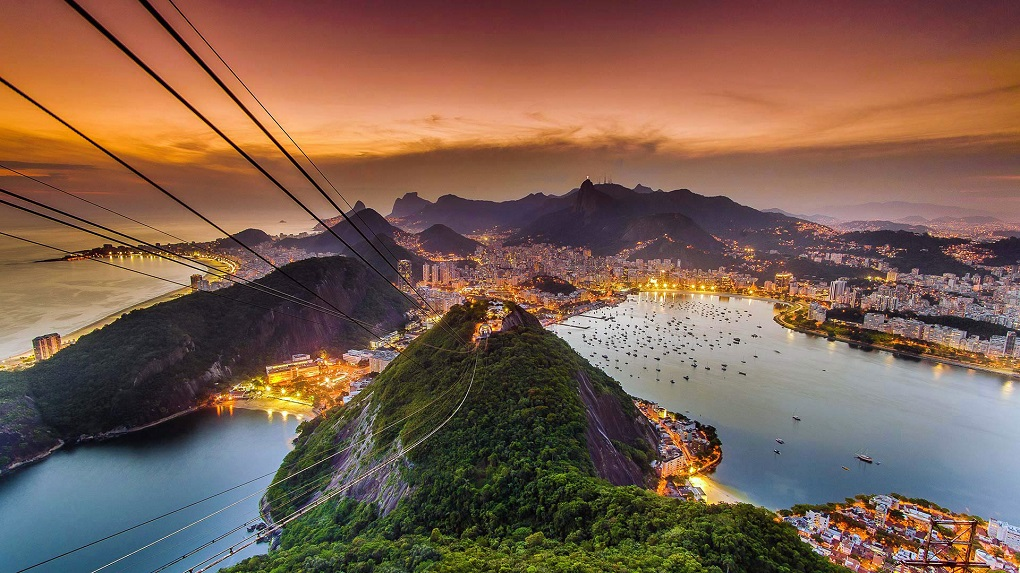 Групповые экскурсии в Рио-де-Жанейро