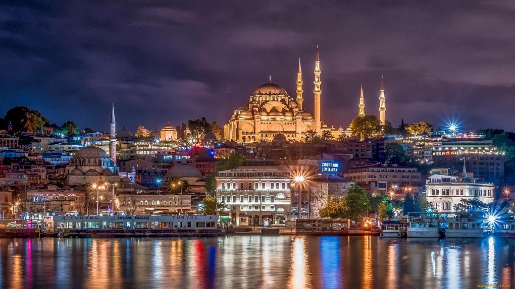 Обзорные экскурсии по Стамбулу на русском