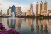 Парк Бенджакити Бангкок Benjakitti Park Bangkok