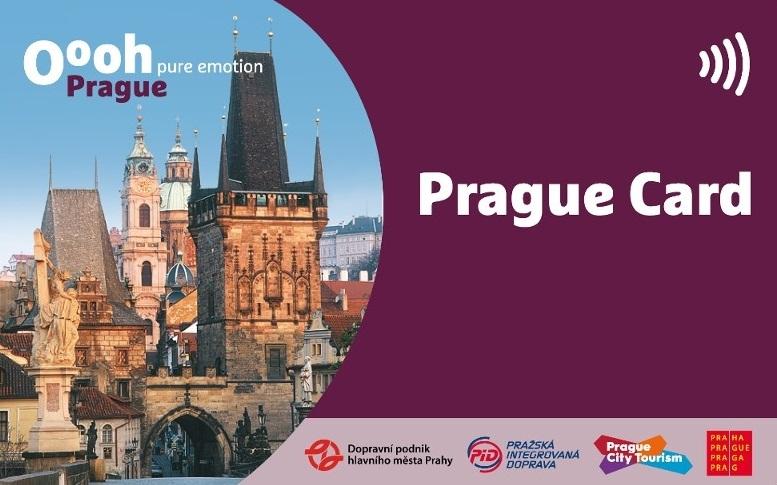 Prague City Card 777 485