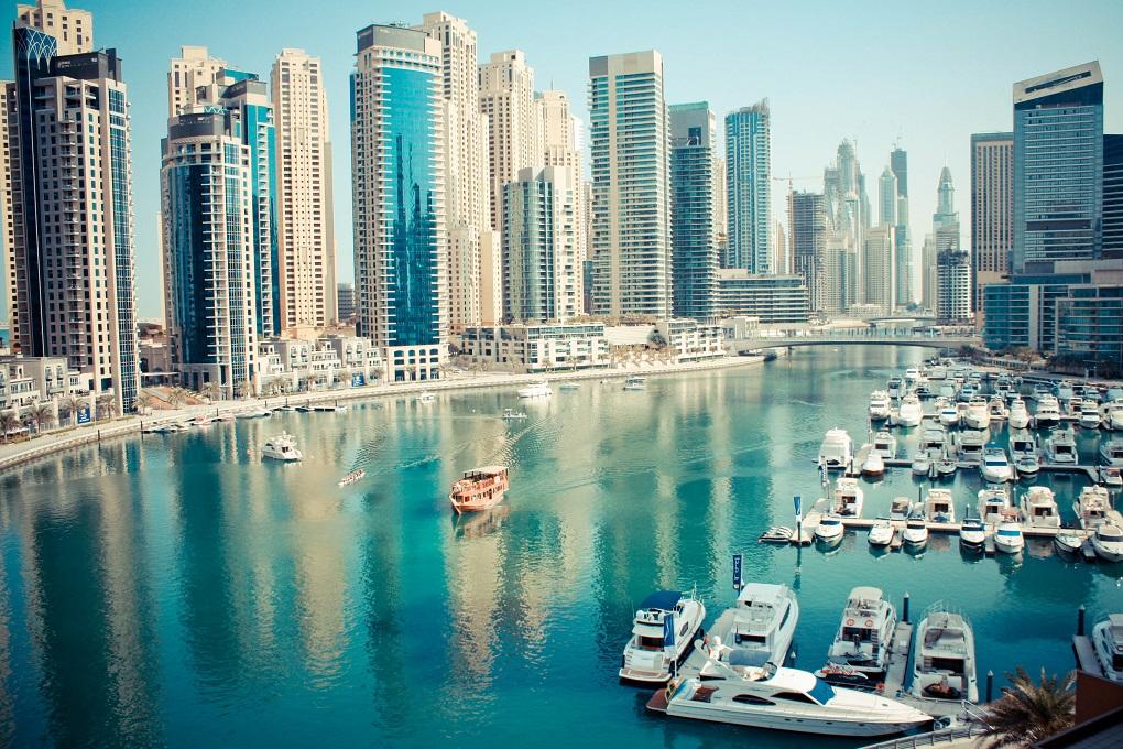 Экскурсии в Дубай Марину
