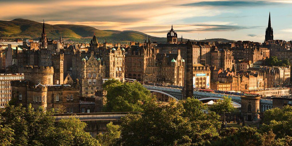 Экскурсии в Эдинбурге на русском языке