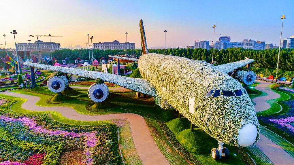 Экскурсии в Парк Цветов в Дубае