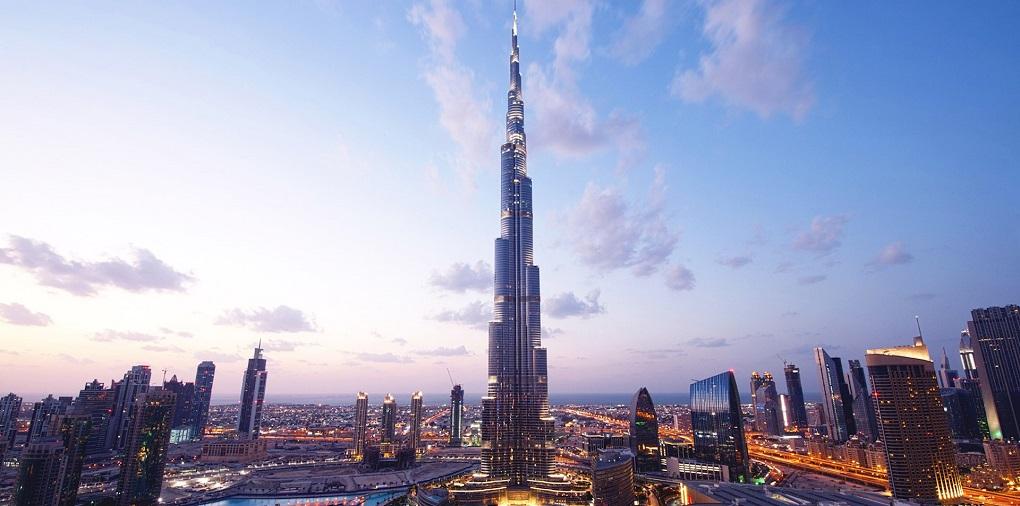 Экскурсия на Бурдж Халифа в Дубае
