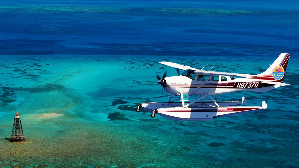 Экскурсия над Майами на самолете