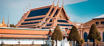 Grand Palace Bangkok Королевский дворец Бангкок