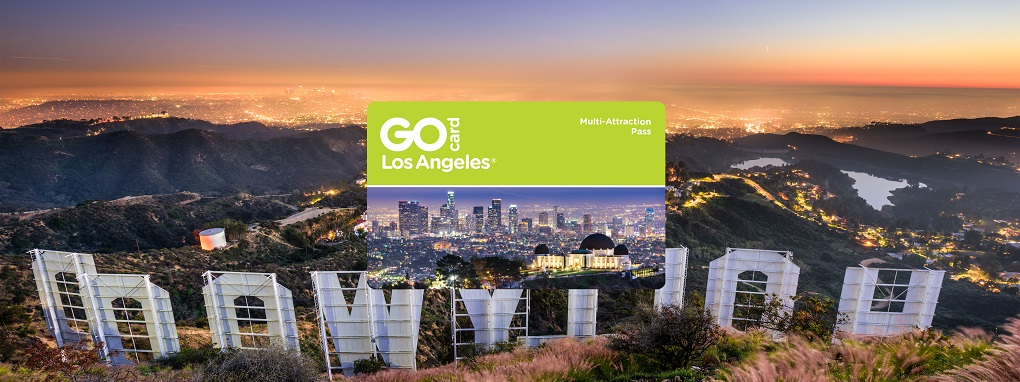 Карта Go Los Angeles Card