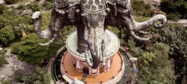 Музей Эраван Erawan Museum Bangkok