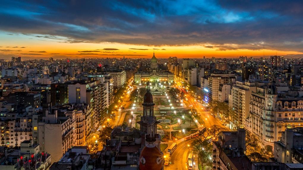 Обзорная экскурсия в Буэнос-Айресе на русском языке