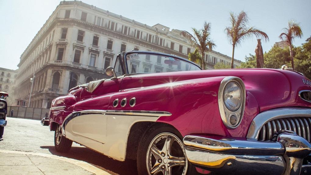 Обзорные экскурсии в Гаване на ретро-автомобиле