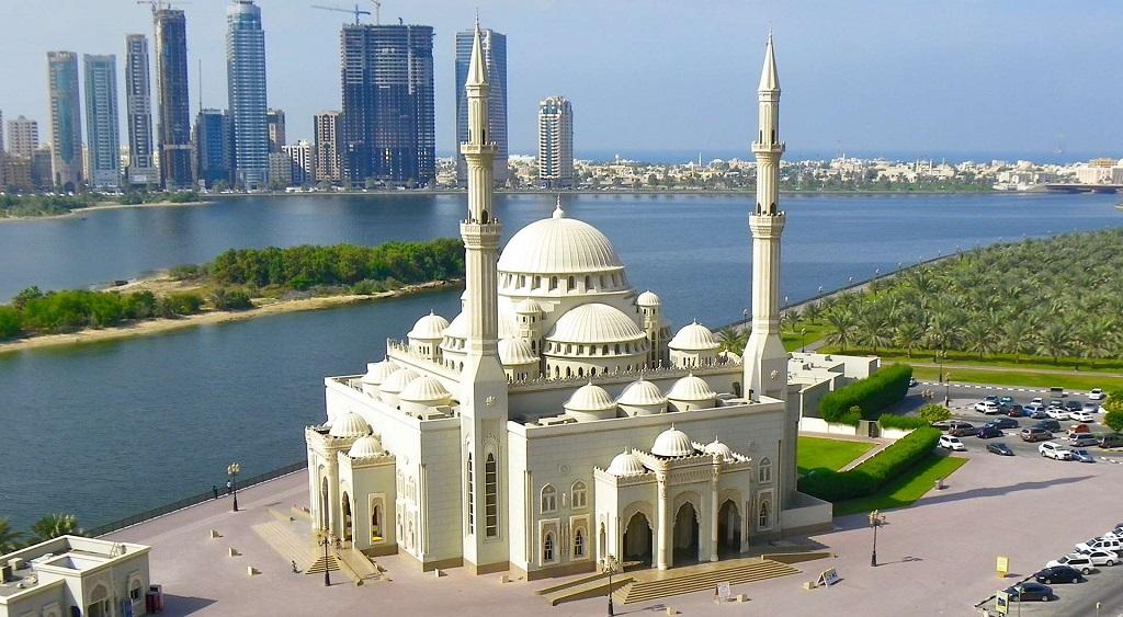 Достопримечательности Шарджи - Мечеть Аль Нур
