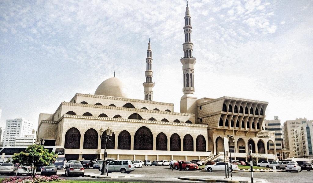 Достопримечательности Шарджи - Мечеть короля Фейсала
