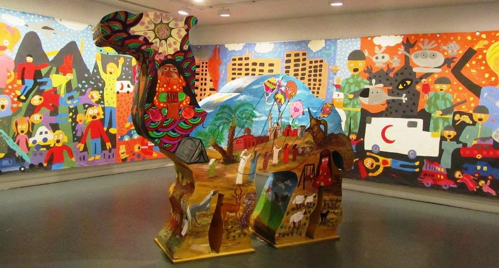 Достопримечательности Шарджи - Музей изобразительных искусств