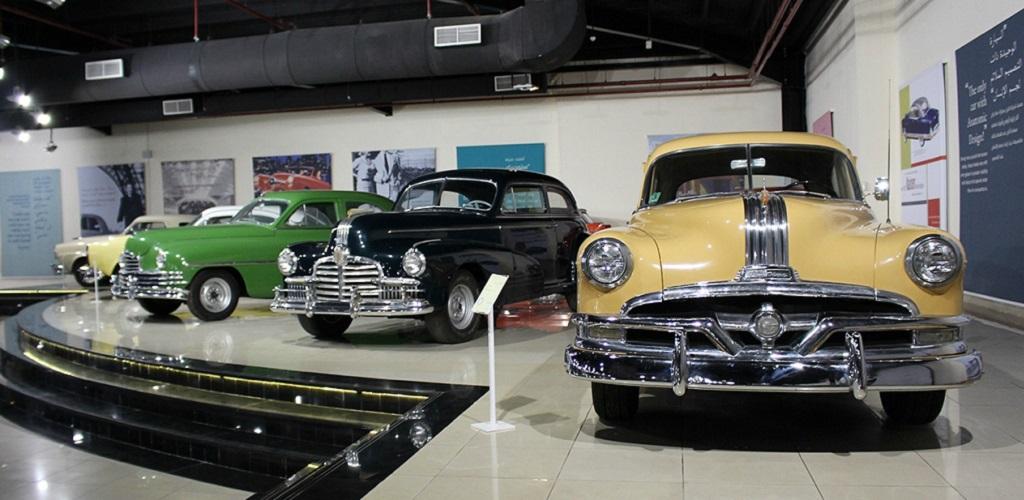 Достопримечательности Шарджи - Музей классических автомобилей