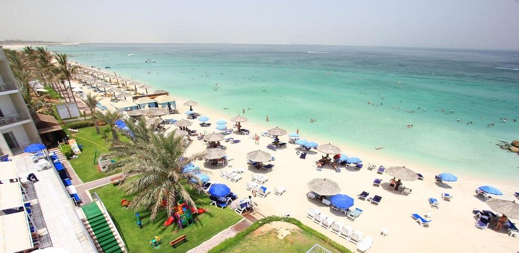 Достопримечательности Шарджи - Пляжи Шарджи