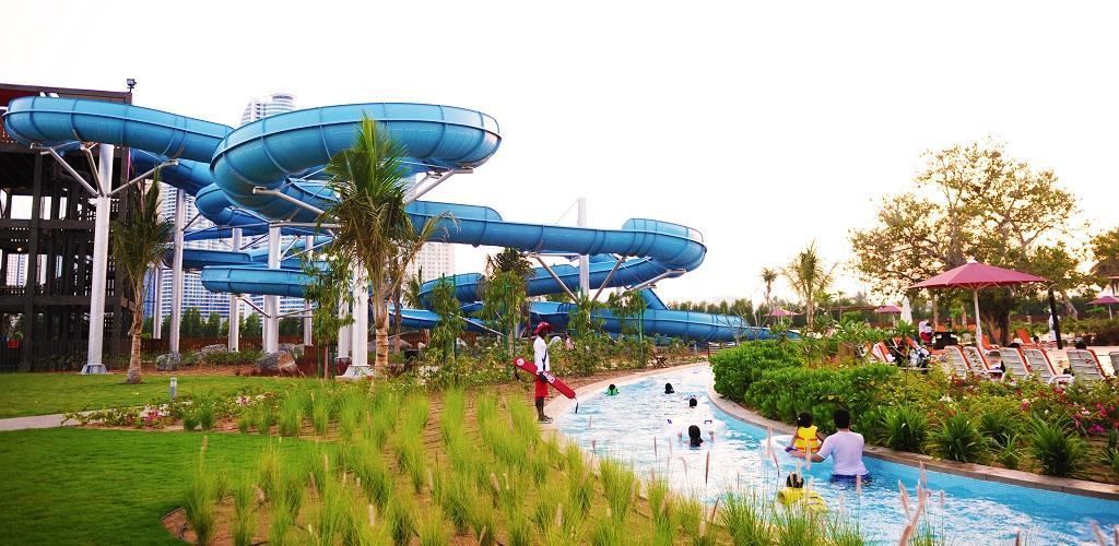 Достопримечательности Шарджи - парк Аль-Монтаза