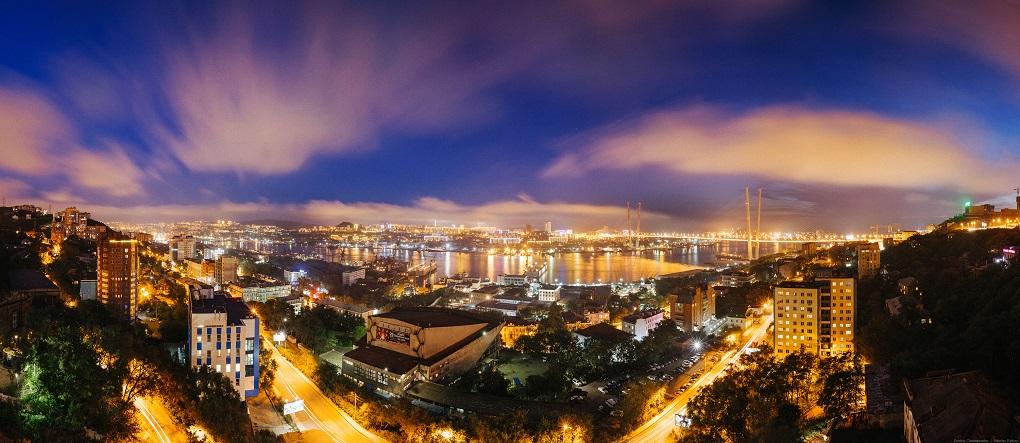 Обзорная экскурсия по Владивостоку