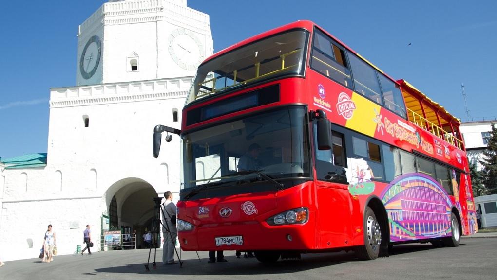 Обзорные экскурсии по Казани на автобусе
