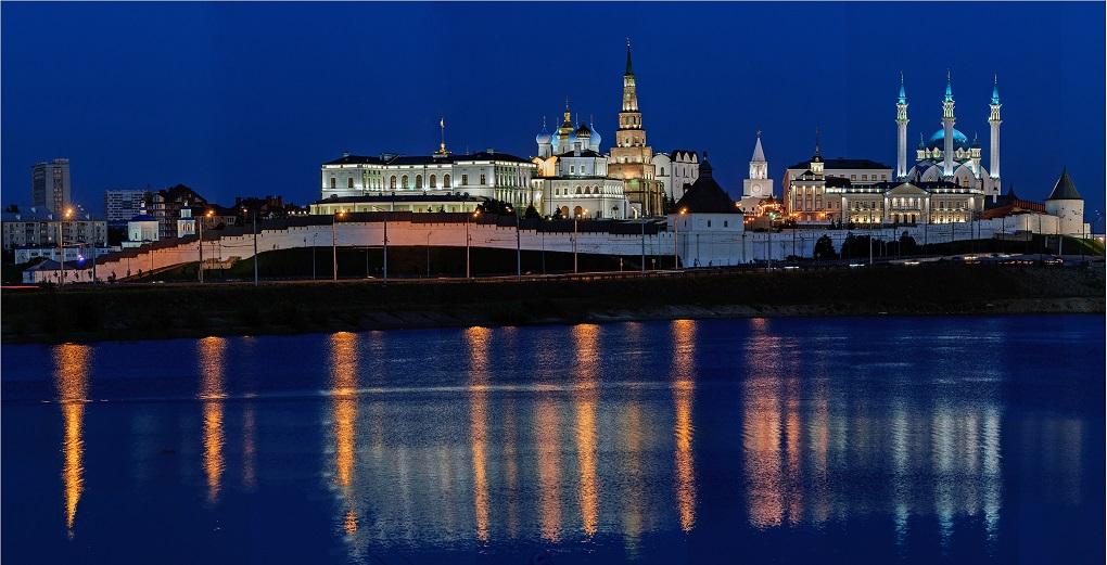 Обзорные экскурсии по Казани с посещением Казанского кремля