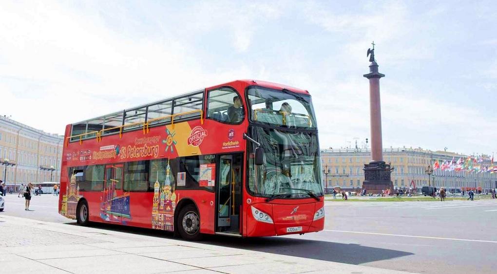 Обзорные экскурсии по Санкт-Петербургу на автобусе