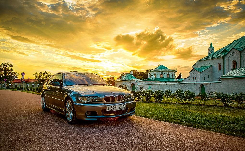 Обзорные экскурсии по Санкт-Петербургу на машине