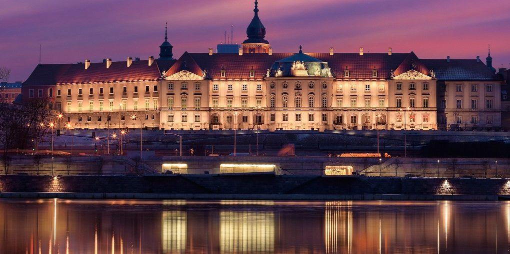 Русский гид в Варшаве