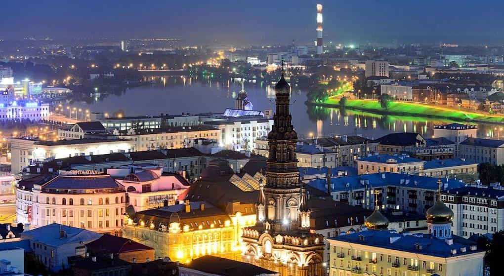 групповые обзорные экскурсии по Казани