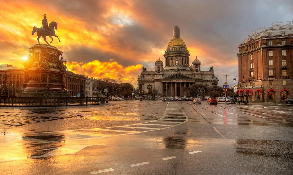 индивидуальные обзорные экскурсии по Санкт-Петербургу