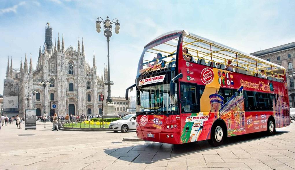 Автобусная экскурсия по Милану