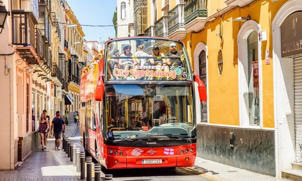 Автобусная экскурсия по Севилье