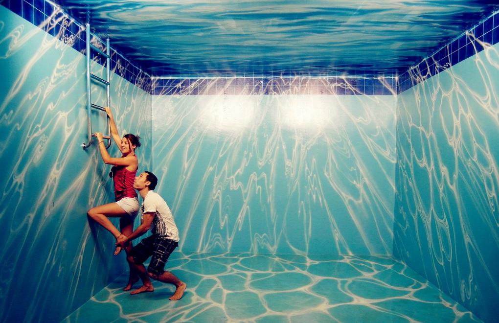 Достопримечательности Бангкока - 3D-галерея Art in Paradise Bangkok