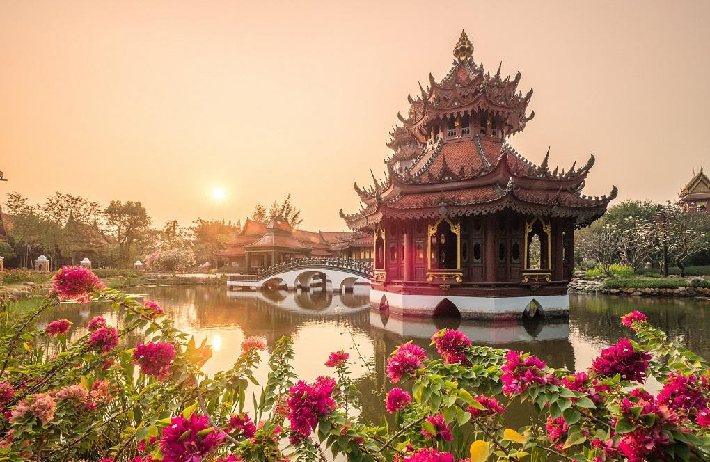 Достопримечательности Бангкока - Древний город-музей Муанг Боран