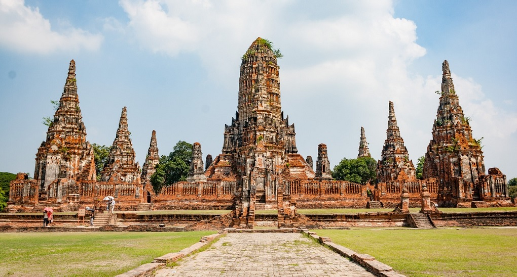 Достопримечательности Бангкока - Древняя столица Аюттайя