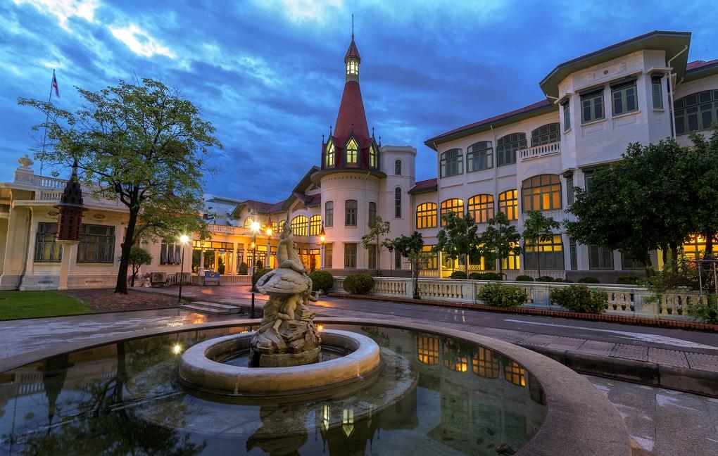 Достопримечательности Бангкока - Дворец Пхайя Тай