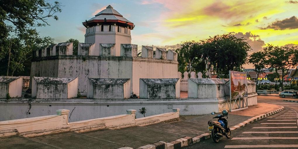 Достопримечательности Бангкока - Форт Махакан