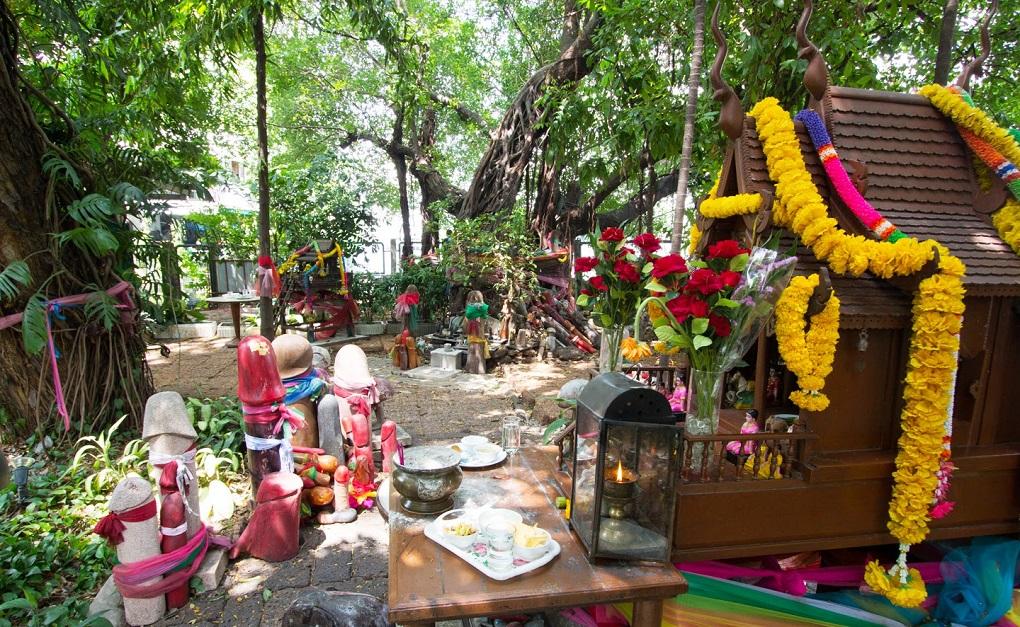Достопримечательности Бангкока - Храм пенисов (плодородия)