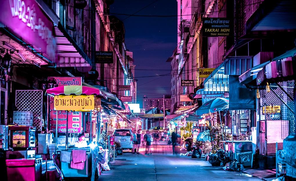 Достопримечательности Бангкока - Китайский квартал