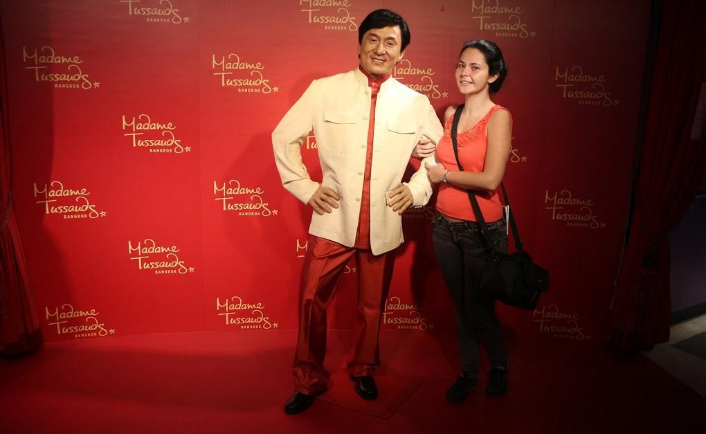 Достопримечательности Бангкока - Музей Мадам Тюссо