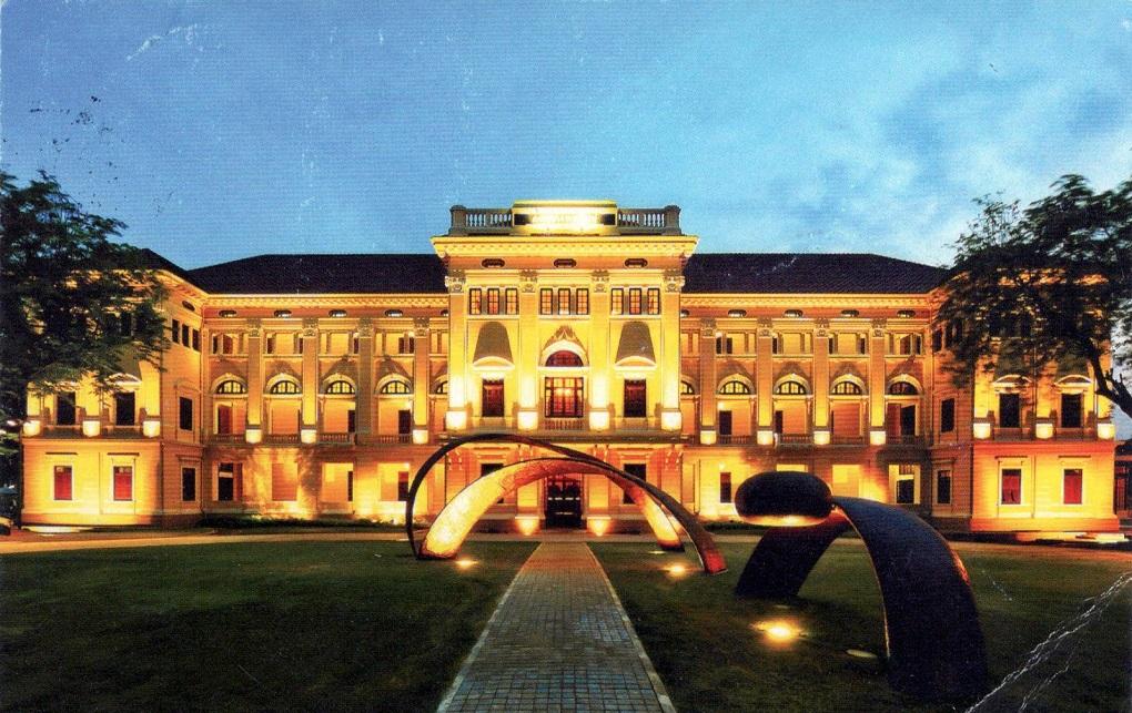 Достопримечательности Бангкока - Музей Сиама