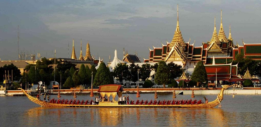 Достопримечательности Бангкока - Национальный музей Королевских барж