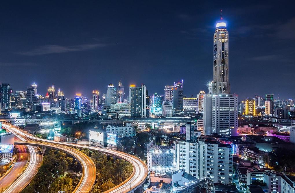 Достопримечательности Бангкока - Небоскреб Байок Скай