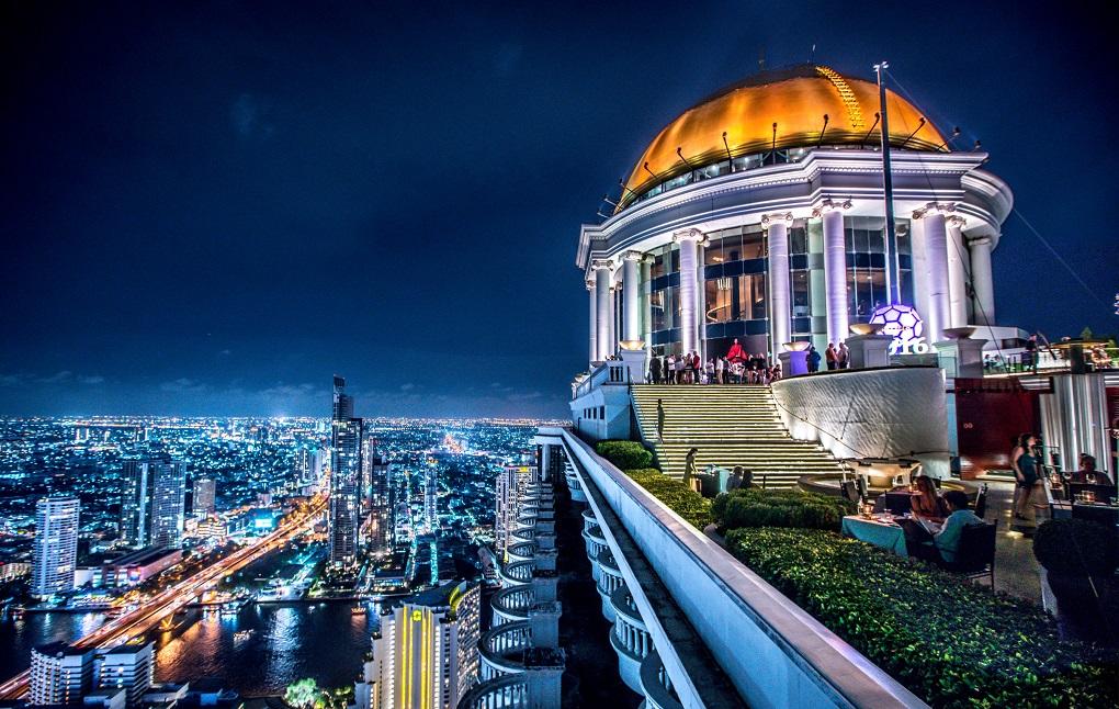 Достопримечательности Бангкока - Небоскреб Стейт Тауэр