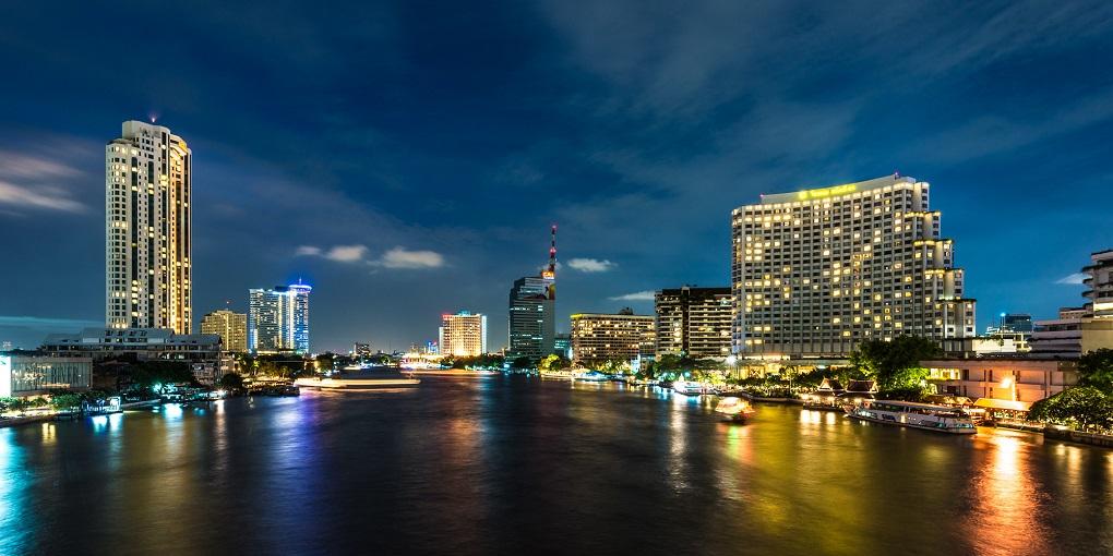Достопримечательности Бангкока - Река Чао Прайя