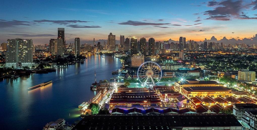Достопримечательности Бангкока - Торговый центр Азиатик