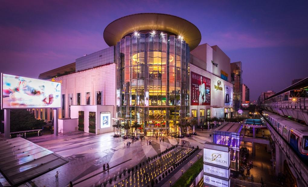 Достопримечательности Бангкока - Торговый центр Сиам Парагон