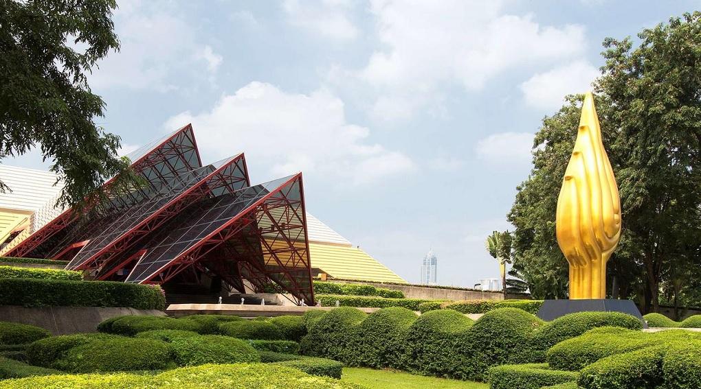 Достопримечательности Бангкока - Выставочный центр королевы Сирикит