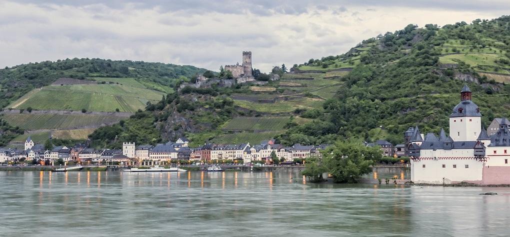 Экскурсии из Дюссельдорфа по Германии и Европе