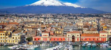 Экскурсии из Катании по Сицилии на русском языке