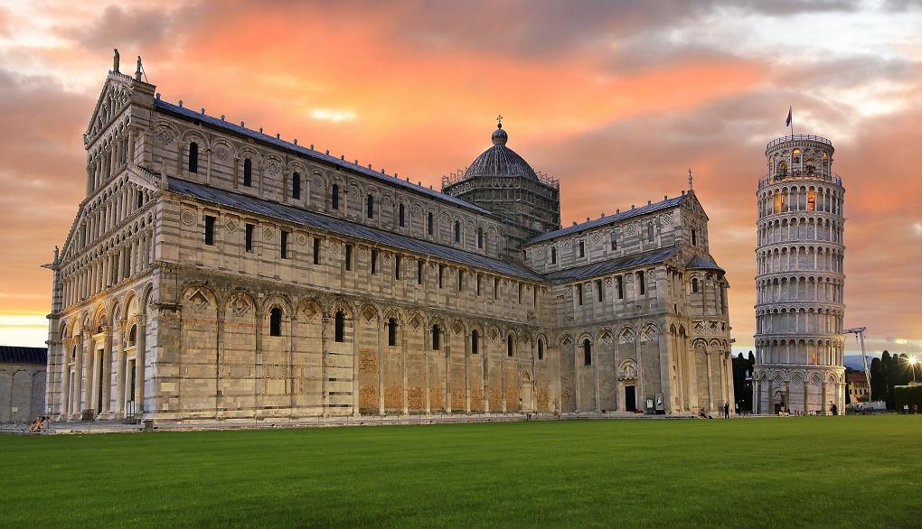 Экскурсии в Пизе для детей и взрослых